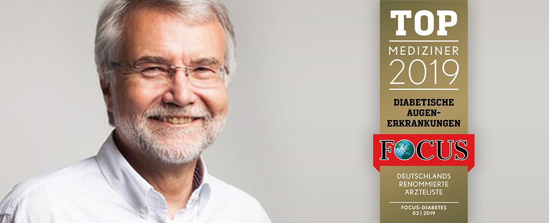Top Mediziner 2019 Focus Siegel Dr. Lemmen